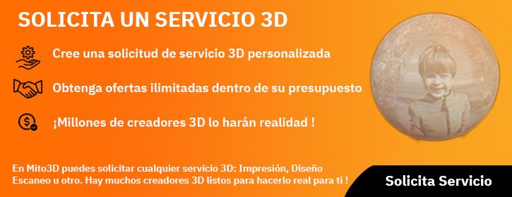 Mito3D service request