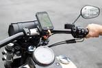 motorbike phone holder;?>