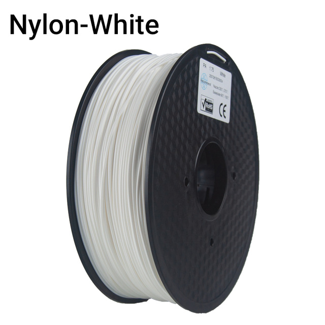 TOPZEAL High Quality PLA/ABS/PETG/TPU/Nylon 3D Printer Filament 1.75mm Spool and 10M*10Colors 3D Printing Materials