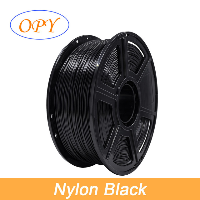 Nylon Filament 3D Printer PA Polyamide Nature Transparent Color 1Kg Roll High Tensile Strength