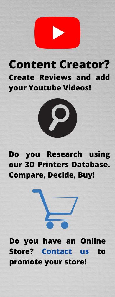 mito3d 3dprinters advert