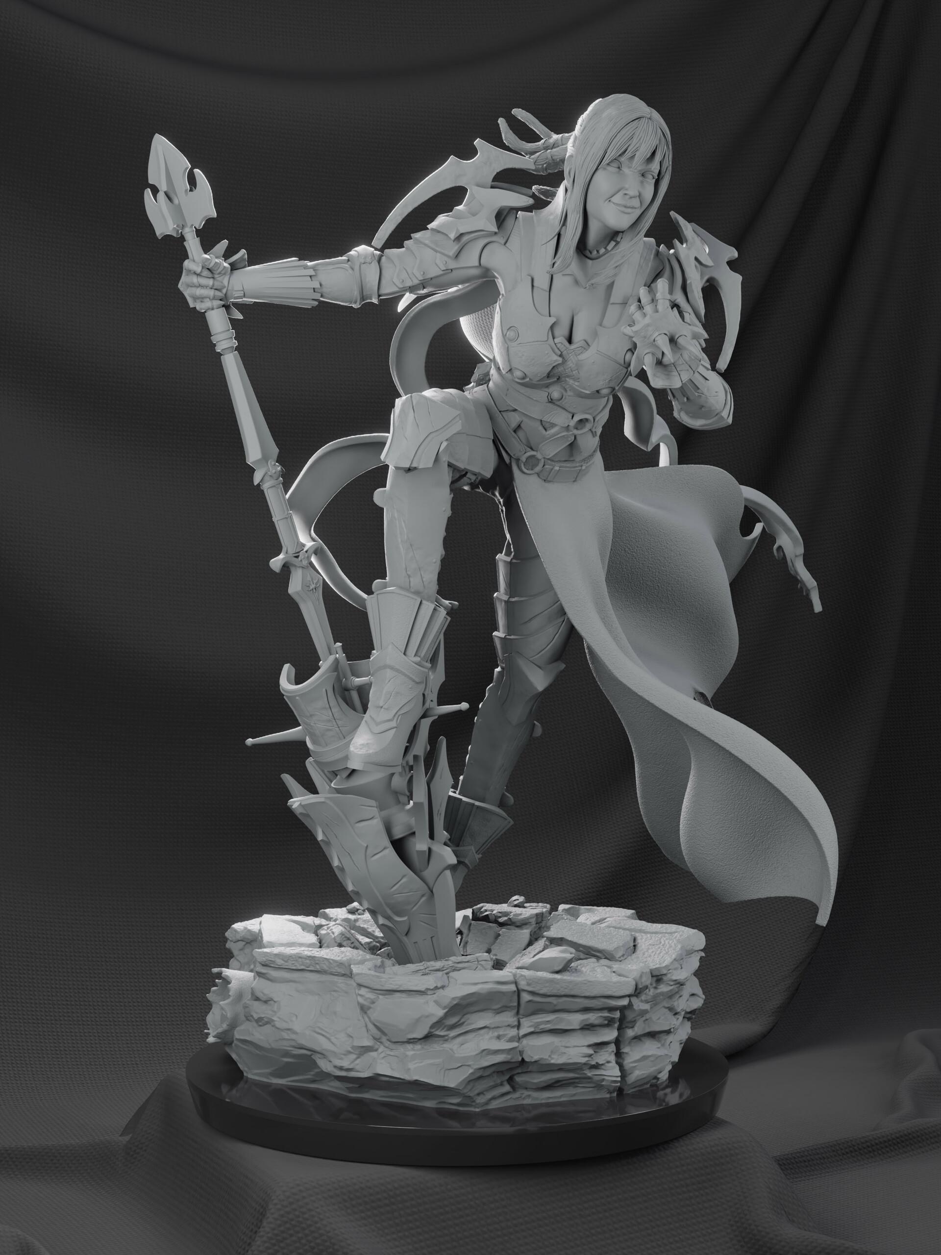 job image 3D artist Sculptor
